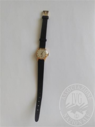Oggetti preziosi in oro, orologi e monete varie