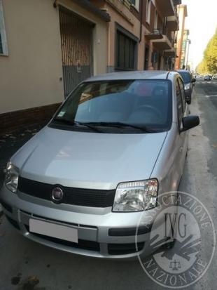 Autovettura Fiat Panda anno 2008