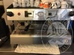 Immagine di MACCHINA PER CAFFE' ESPRESSO A N.2 BRACCI IN ACCIAIO MARCA FIORENZATO