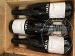 Immagine di Confezione in legno con 6 bottiglie vino 2004 Cantina Gaja (Costa Russi 2004, Sorì San Lorenzo 2004)