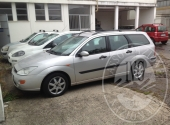 Autovettura Ford Focus  tg. BP133LN