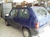 AUTOVETTURA FIAT PANDA TG. AT349NR  IMM. 1998  BENZINA  CIL 899  KM 170239 PROVV. LIBR. CIRC. E SPROVV. CDP