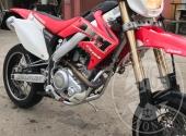 Motociclo Hm 125 crm racing motard