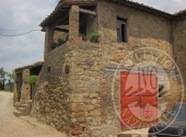 Complex of buildings and land in Pienza-Lotto 4-for sale