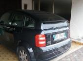 AUTOVETTURA AUDI A2 TG. BS136GS ANNO 2001 CIL. 1390 BENZINA (KM. 156.000 CA.)