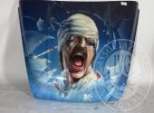 Sequestro Giudiziario 4272/2012 - Lotto 20: Cofano d'auto epoca dipinta cm. 160 x 134