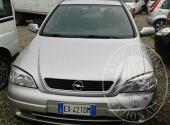 AUTOVETTURA OPEL ASTRA  TG. EX421DM IMM. 2002  BENZINA/METANO  CIL. 1389 PROVV. LIBR. CIRC.