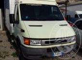 LOTTO 28 AUTOCARRO IVECO 35C13 TG. CM388DE  IMM. 2004 KM 373700