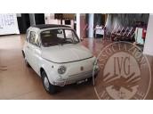 FIAT 500 L CON TETTUCCIO APRIBILE E PROVVISTA DI 2 VOLANTI SOSTITUTIVI