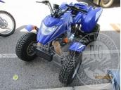 MOTOCROSS 50 EXCEED E QUAD SILVER COLORE BLU