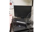 Immagine di PC COMPOSTO DA UNITa' CENTRALE FUJITSU, MONITOR LCD 17' FUJITSU, TASTIERA E MOUSE . TUTTO IN DISCRETO STATO