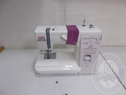 Macchine da cucire 21424